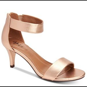 Style & Co Paycee dress sandals